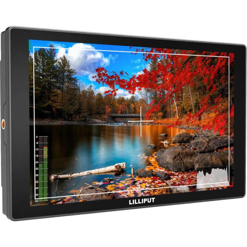 "Lilliput 10.1"" A11 4K HDMI & 3G-SDI Monitor with L-Series Battery Plate"