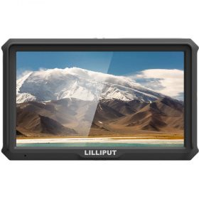 "Lilliput A5 5"" 4K HDMI Full HD On-Camera Monitor with Camera Assist"