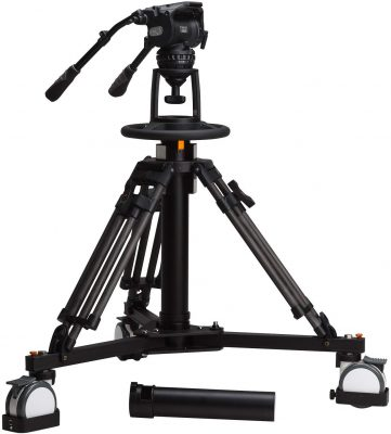 E-Image Pneumatic Studio Pedestal Kit with 55lb Capacity Head