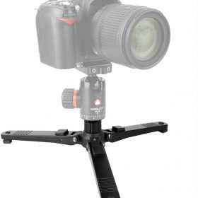 Kingjoy M3 black Multi-functional Monopod Base