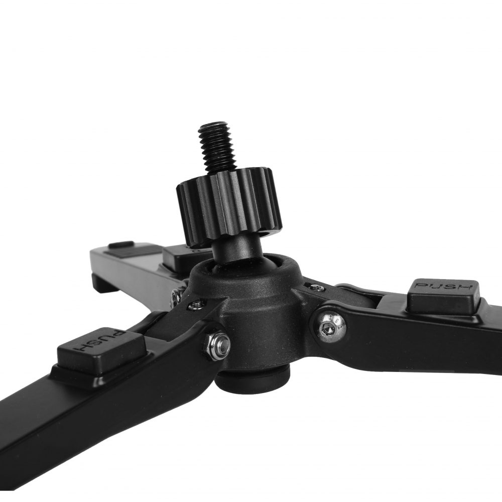 Kingjoy M3 black Multi-functional Monopod Base