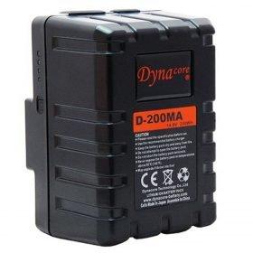 Dynacore D-200MA RUGGED Mini Battery – Gold Mount